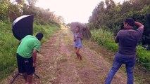 N Studios Fiji,  Navua Fashion Photoshoot behind the Scenes Video