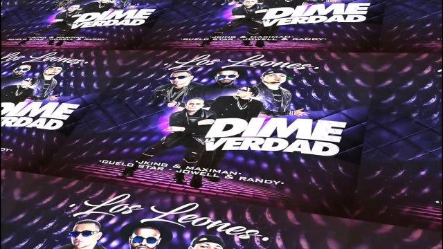 J King y Maximan - Dime La Verdad Remix feat Guelo Star, Jowell & Randy