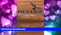Online eBook Refuge: An Unnatural History of Family and Place