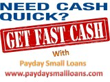 Payday Small Loans- Get Small Cash Payday Loans Alternative To Complete Your Short Term Needs