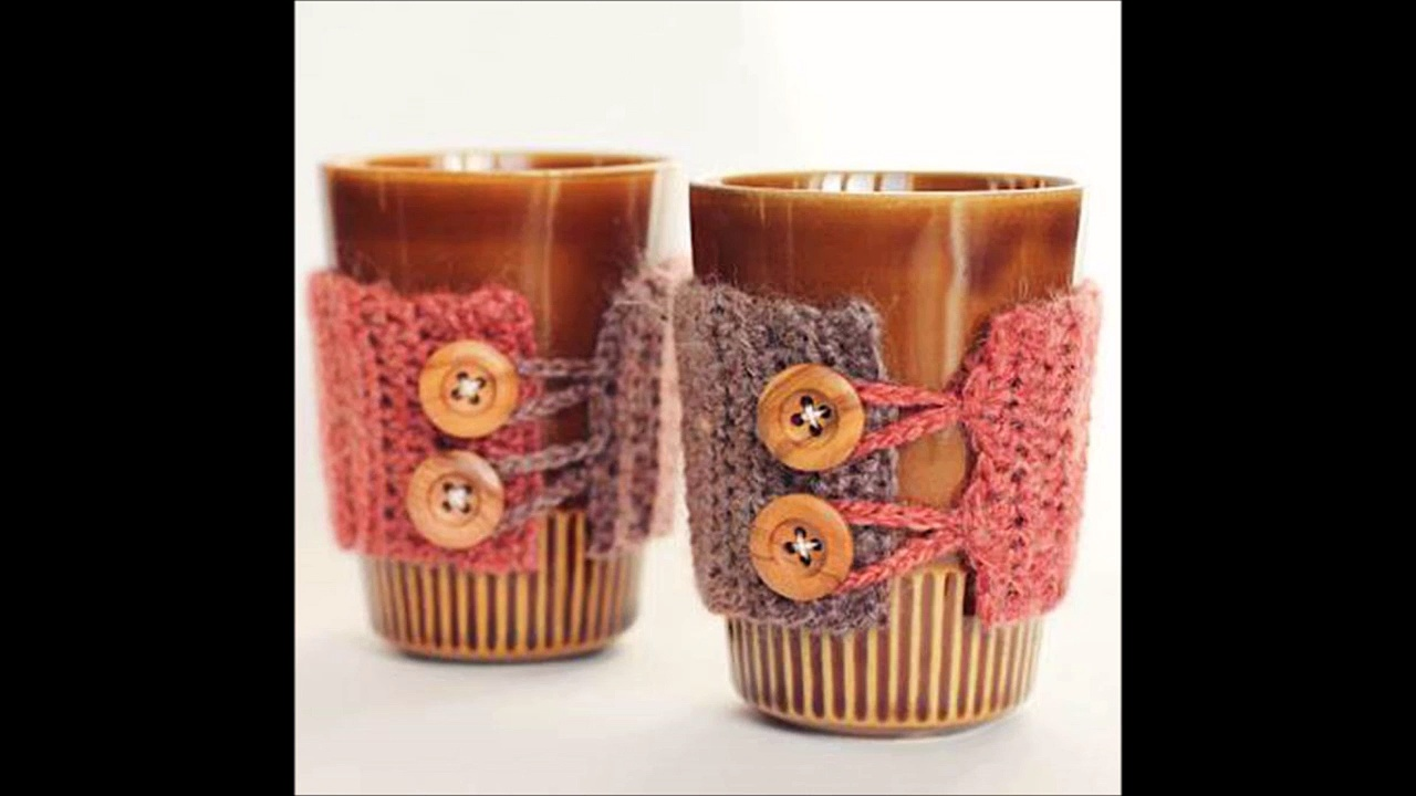 Awesome Coffee Mug Cozy pattern !