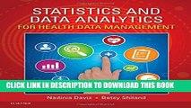[PDF] Statistics   Data Analytics for Health Data Management, 1e Popular Online