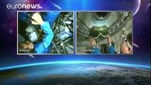Çin kendi uzay laboratuvarına iki astronot gönderdi