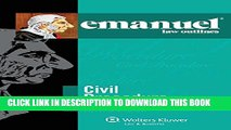 [PDF] Emanuel Law Outlines: Civil Procedure Full Collection[PDF] Emanuel Law Outlines: Civil
