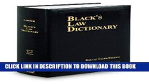 [PDF] BLACK S LAW DICTIONARY; DELUXE 10TH EDITION Popular Collection[PDF] BLACK S LAW DICTIONARY;