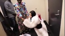 NICKI MINAJ S'incline devant son idole, Nicki Minaj Bows Down To Her Idol Lauryn