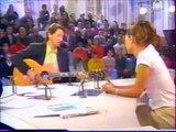 1999/04/14 Cabrel : avec Cécile Simeone (Canal+ Nulle Part Ailleurs) YT