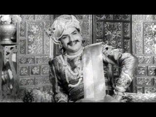 Tenali Ramakrishna Songs - Meka Tokak Toka Meka (Padyalu -- Dialogues)  - ANR, NTR