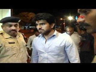 Ramcharan Upasana In thirupathi Hotel Exclusive Videos