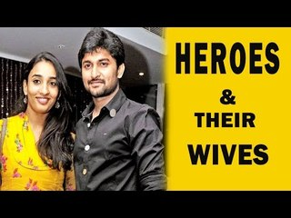 Heroes and Their Wives Pics || Heroes With Wives Photos