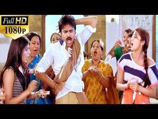 Attarintiki Daredi Songs    Katama Rayuda - Pawan Kalyan, Samantha, Pranitha, Brahmanandam