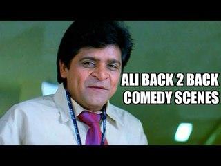 Ali Back To Back Comedy Scenes From Hareram -  Kalyan Ram, Priyamani, Ali
