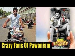 Crazy Fans of Pawan Kalyan Photos