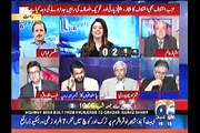 Hassan Nisar badly criticizes Ameer Maqam and Marvi Memon for their dual faced politics.