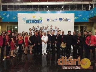 19º Congresso Brasileiro dos Conselhos de Enfermagem