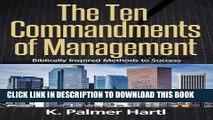 [PDF] The Ten Commandments of Management Popular Online[PDF] The Ten Commandments of Management