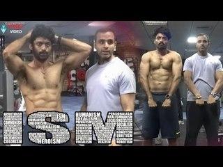 Kalyan Ram Sixpack Making For ISM Movie    2016 Latest Movies    Nandamuri Kalyan Ram, Aditi Arya