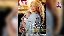 Ingrid Chauvin maman : sortie à la plage avec son fils sur Instagram (VIDEO)