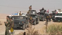 Battle for Mosul: Iraqi forces advance on eastern front