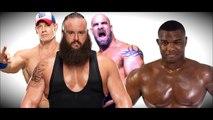 RAW GOLDBERG Drafted to SMACKDOWN LIVE WWE Feud For Braun Strowman MAJOR John Cena WWE Updates