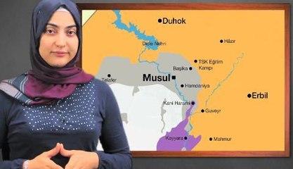 Musul operasyonunun üçüncü gününde ne kadar ilerleme sağlandı?
