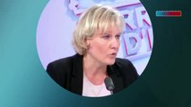 """Nadine Morano : """"Les Français ne veulent pas d'un candidat comme Alain Juppé qui défend une politique molle"""""""