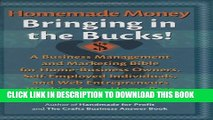 [DOWNLOAD] PDF BOOK Homemade Money: Bringing in the Bucks: A Business Management and Marketing