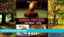 Books to Read  Criminal Procedure: From First Contact to Appeal  Best Seller Books Best Seller