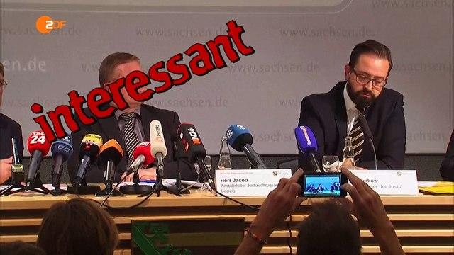 Toll! Die Pressekonferenz des Grauens