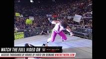WWE Network: Stings vs. Bret Hart – WCW Titel Match: WCW Monday Nitro, 18. Oktober 1999