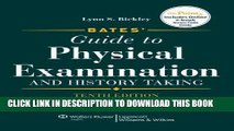 [DOWNLOAD] PDF BOOK Bates  Guide to Physical Examination Text and CD-ROM Package New
