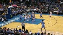 NBA Preseason 2016: Oklahoma City Thunder vs Denver Nuggets - Highlights - (18.10.2016)