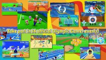 Mario & Sonic at the Rio 2016 Olympic Games - Overview Trailer (Nintendo 3DS)