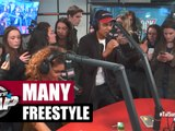 Many en freestyle #PlanèteRap