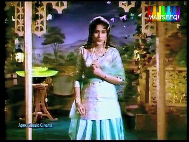 TaRapna Bhi Hamain Aata Hay - Naela - From DvD Mala Begum Vol. 1