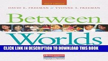 [BOOK] PDF Between Worlds, Third Edition: Access to Second Language Acquisition New BEST SELLER
