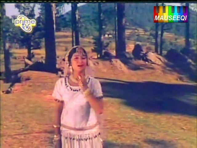 Din Dhal Gaya - Afshan - From DvD Mala Begum Vol. 1