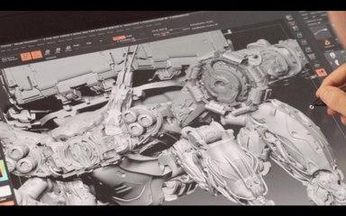 Horizon Zero Dawn: Evolution of the Machines