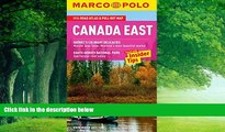 Books to Read  Canada East Marco Polo Guide (Marco Polo Guides)  Full Ebooks Best Seller