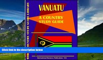 Big Deals  Vanuatu Country Study Guide (World Country Study Guide  Full Ebooks Most Wanted