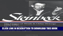 [DOWNLOAD] PDF BOOK John Steinbeck: The Grapes of Wrath and Other Writings 1936-1941: The Grapes