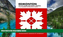Full [PDF]  Edmonton DIY City Guide and Travel Journal: City Notebook for Edmonton, Alberta