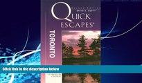 Big Deals  Quick Escapes Toronto, 2nd (Quick Escapes Series)  Best Seller Books Best Seller