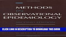 [PDF] Methods in Observational Epidemiology Full Collection
