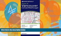 Big Deals  Rand McNally Streets Of Vancouver, Washington: Camas/Washougal  Full Ebooks Most Wanted