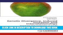 [PDF] FREE Genetic Divergence, Induced mutation and Interrelationships: among the yield components