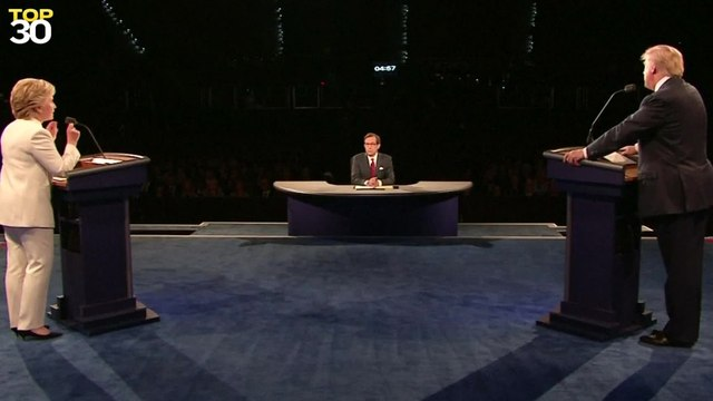 Top 3 Moments From The Third Presidential Debate