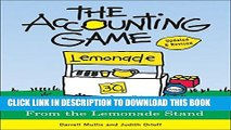 Basic Accounting Fresh from the Lemonade Stand 2E The Accounting Game