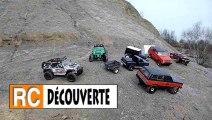 10 Trucks Prologue Rassemblement Annuel RISA 2016 Pentes et Dunes de sable Abbaretz