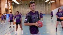 Concours FLASHMOB UNSS championnat du monde de handball 2017 AS Les Bruyères Lycée VICTOR DURUY BAGNERES DE BIGORRE